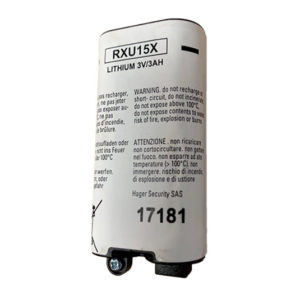 Bloc lithium 3 V - 3 Ah RXU15X
