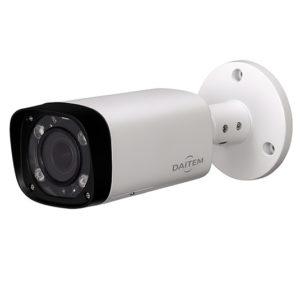 Caméra tube varifocale 2 Mp, IR 60m, IP67, POE Daitem SV126BX