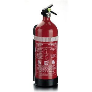 Lot de 4 extincteurs à eau additivée 2 Kg SE8A02F