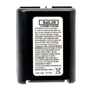 Pile Alarme Daitem lithium (4,5 V - 3 Ah) BATLi30
