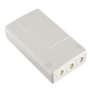 Récepteur extérieur 230 V contact sec Daitem 713-21X