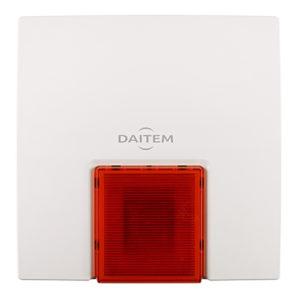 Sirène-flash extérieure Daitem SH421AX