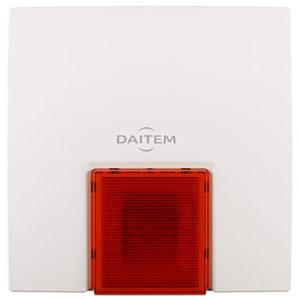 Sirène-flash extérieure avec synthèse vocale Daitem SH424AX