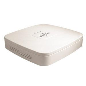Enregistreur PoE 4 caméras IP, HDD 1 To, H265, 1 sortie HDMI et VGA Daitem SV320NX